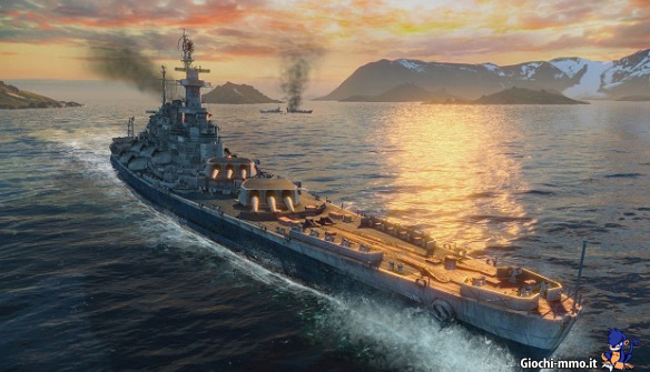Nave da guerra World of Warships