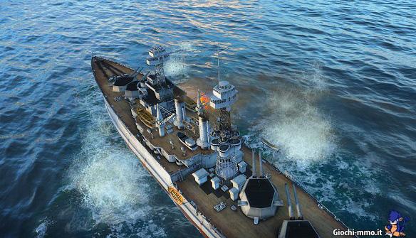 Nave da guerra World of Warships