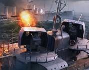 World of Warships: anteprima delle navi giocabili