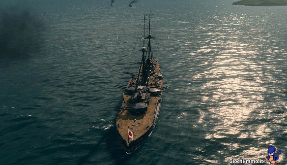 Nave giapponese World of Warships