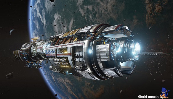 Nave spaziale Fractured Space