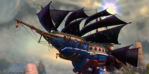 Cloud Pirates: Steam Early Access e versione 1.1