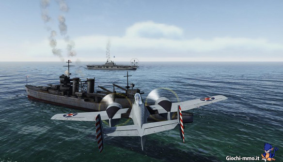 Navi War Thunder
