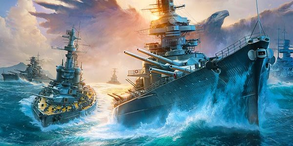 World of Warships: disponibili le navi tedesche