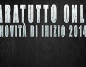 Nuovi Sparatutto Online: novità di inizio 2014