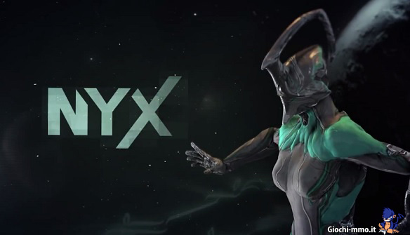 Nyx warframe
