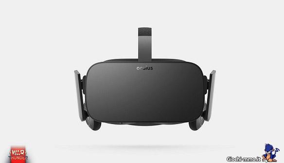 Oculus Rift War Thunder