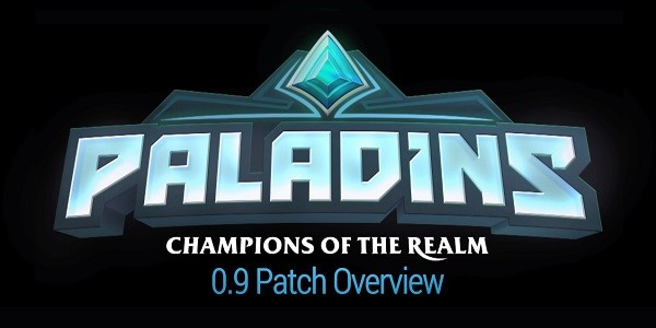 Paladins: introdotte le Champion Masteries