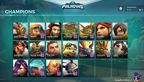 personaggi-paladins
