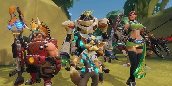 Paladins: primo video gameplay e info sul card system