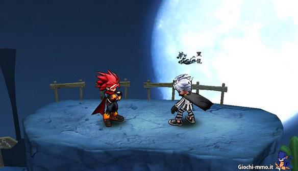Personaggi Rumble Fighter