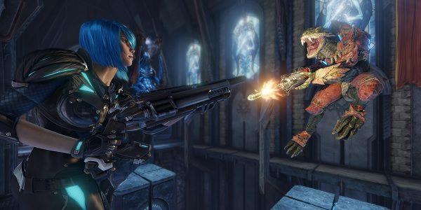 Quake Champions: anteprima della open beta
