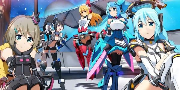 Cosmic League: nuovo sparatutto in arrivo dal Giappone