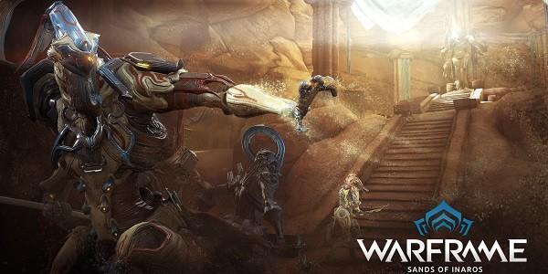 """Warframe: novità introdotte con """"Sand of Inaros"""""""