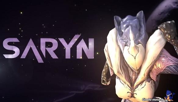Saryn warframe