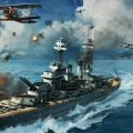 Scenario di guerra World of Warships
