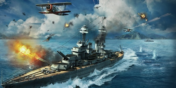 World of Warships: intervista sul gioco di guerra navale