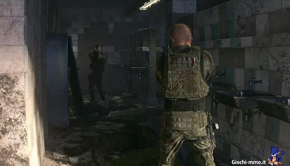 Soldati Escape from Tarkov