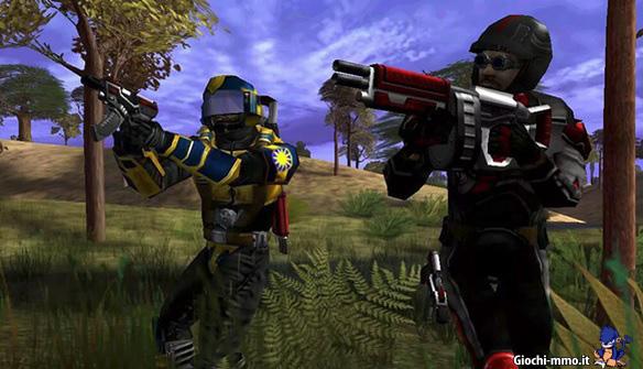 Soldati PlanetSide