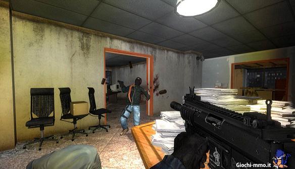 Sparatoria Tactical Intervention