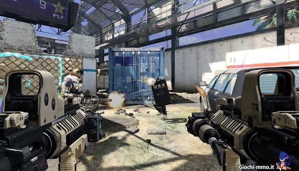 Sparatutto Metro Conflict