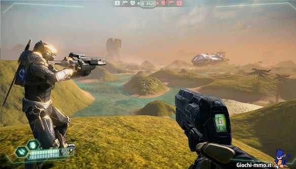 Sparatutto Tribes Ascend