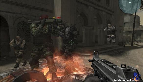 Squadra Combat Arms