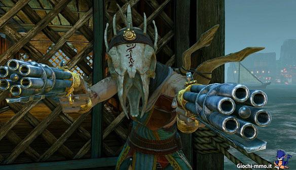 Super pistole Nosgoth