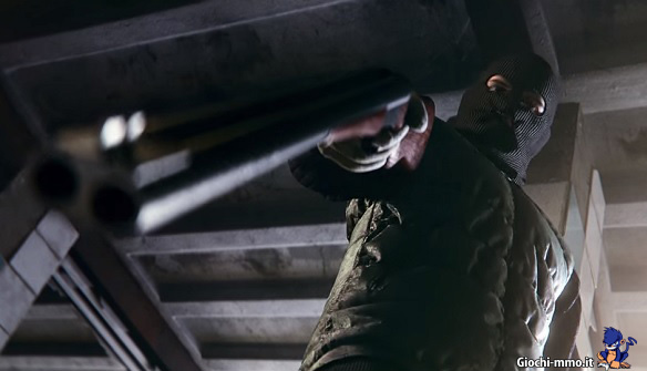 Terrorista Escape from Tarkov