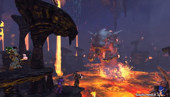 Titano Firefall