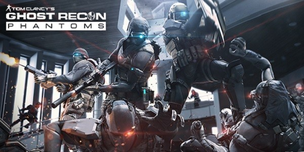 Tom Clancy's Ghost Recon Phantoms in arrivo su Steam