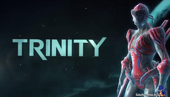 Trinity warframe