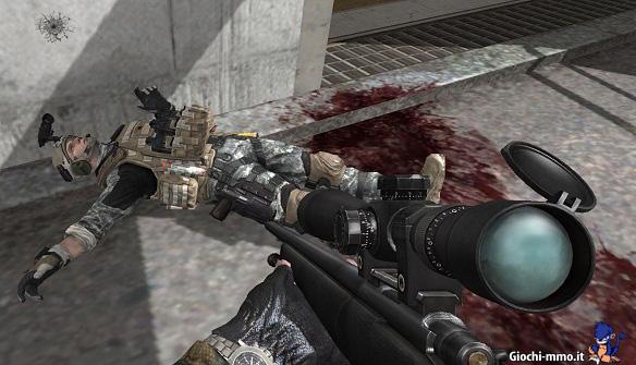 Uccisione-Arctic-Combat