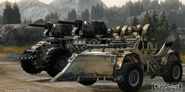 Crossout: iniziata la closed beta