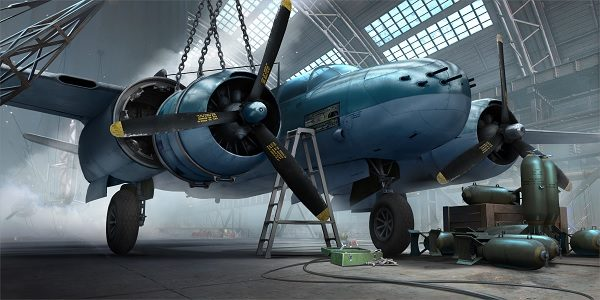 World of Warplanes: versione 2.0 e importanti cambiamenti