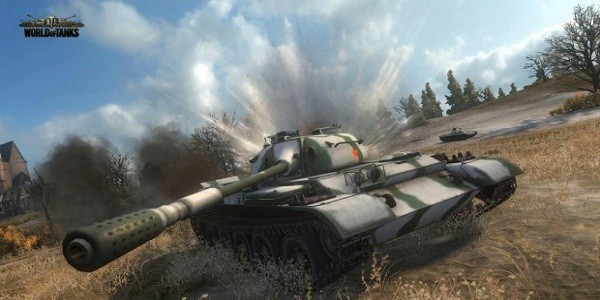 World of Tanks: in arrivo i carri armati cinesi