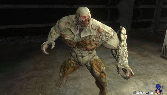 Zombie in F.E.A.R. Online
