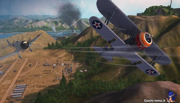 aerei World of Warplanes