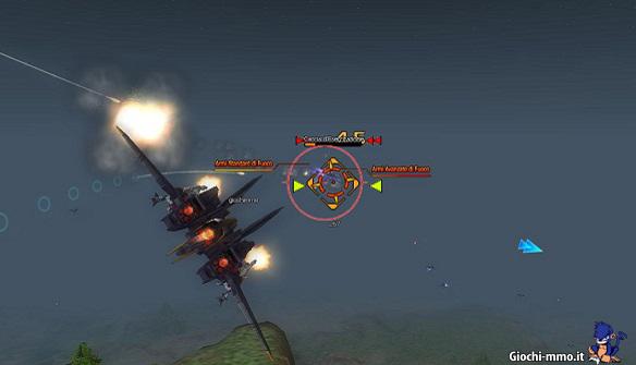 aereo in combattimento-AirRivals
