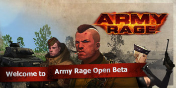 Army Rage: Open Beta e novità
