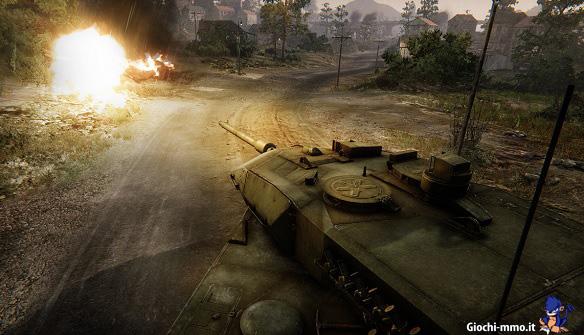 battaglia Armored Warfare