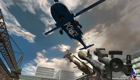 elicottero Project Blackout