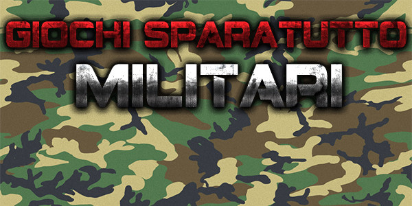 6 giochi sparatutto online militari (2013)