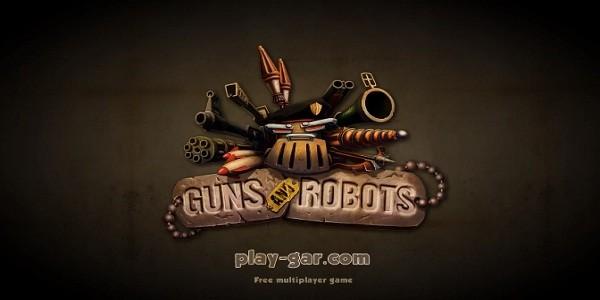 Guns and Robots: sparatutto con robot personalizzabili