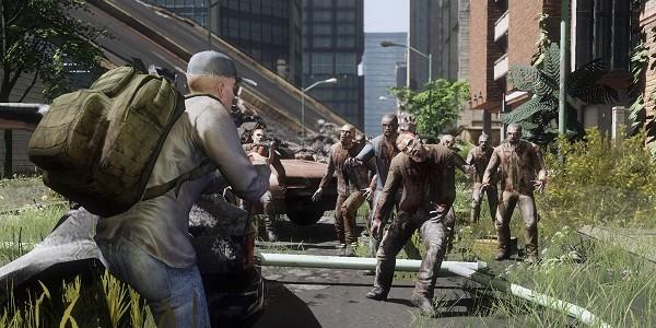 The War Z: primo video gameplay e commenti