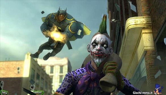 joker batman-gotham-city-impostors