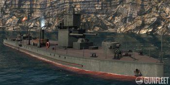 GunFleet: sparatutto free to play con navi e sottomarini