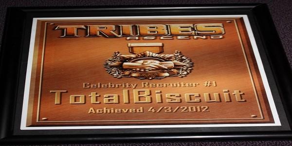 """Tribes: Ascend incorona il primo giocatore """"Celebrity"""""""