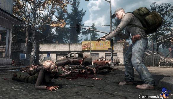 superstite e zombie the war z