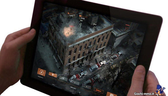 tablet The Division